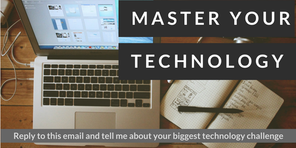 Master your Technology (newsletter)
